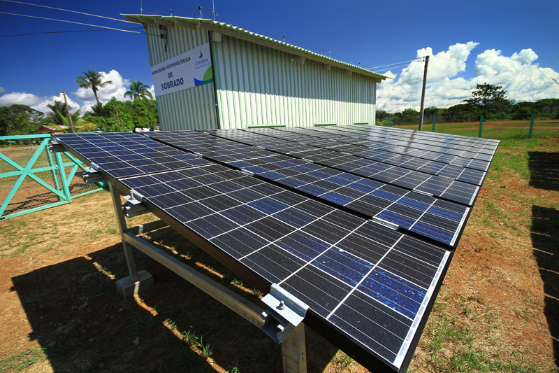 Energia Solar Cresce No Interior De SP