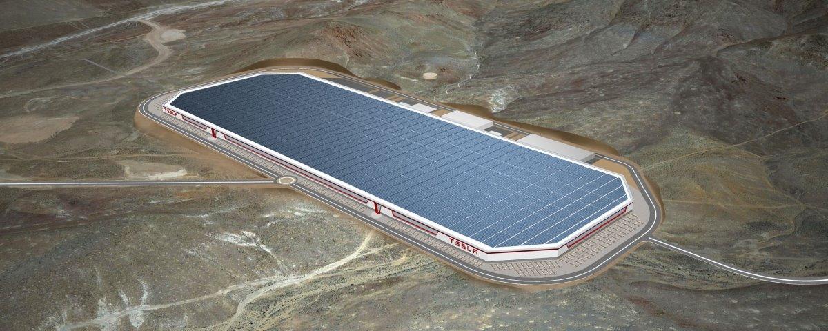 Maior Telhado De Painéis Solares Do Mundo
