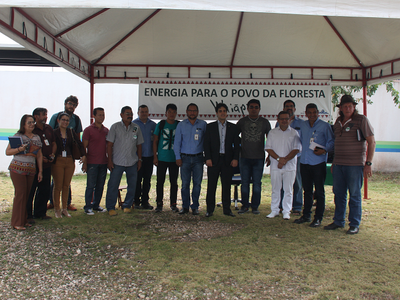 Energia Solar Em Comunidade Indígena