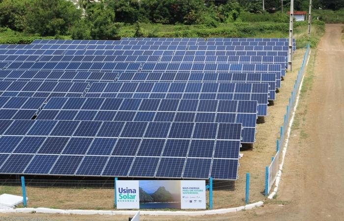 Fernando De Noronha Energia Solar