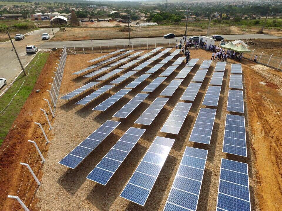 Usinas Fotovoltaicas