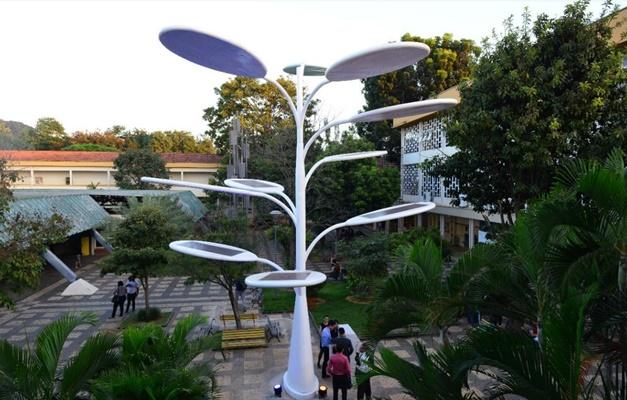 árvores Digitais Solares
