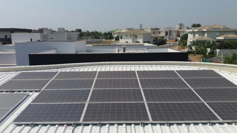 Energia Solar Cresce