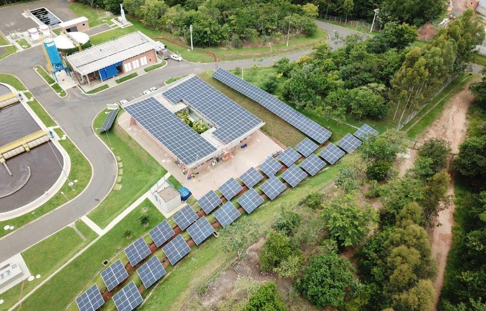 Energia Solar Viabiliza Tratamento De Esgoto Em Cidade De São Paulo