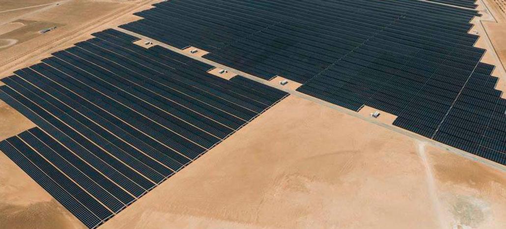 Maior Fazenda De Energia Solar Do Mundo é Inaugurada Nos Emirados Árabes