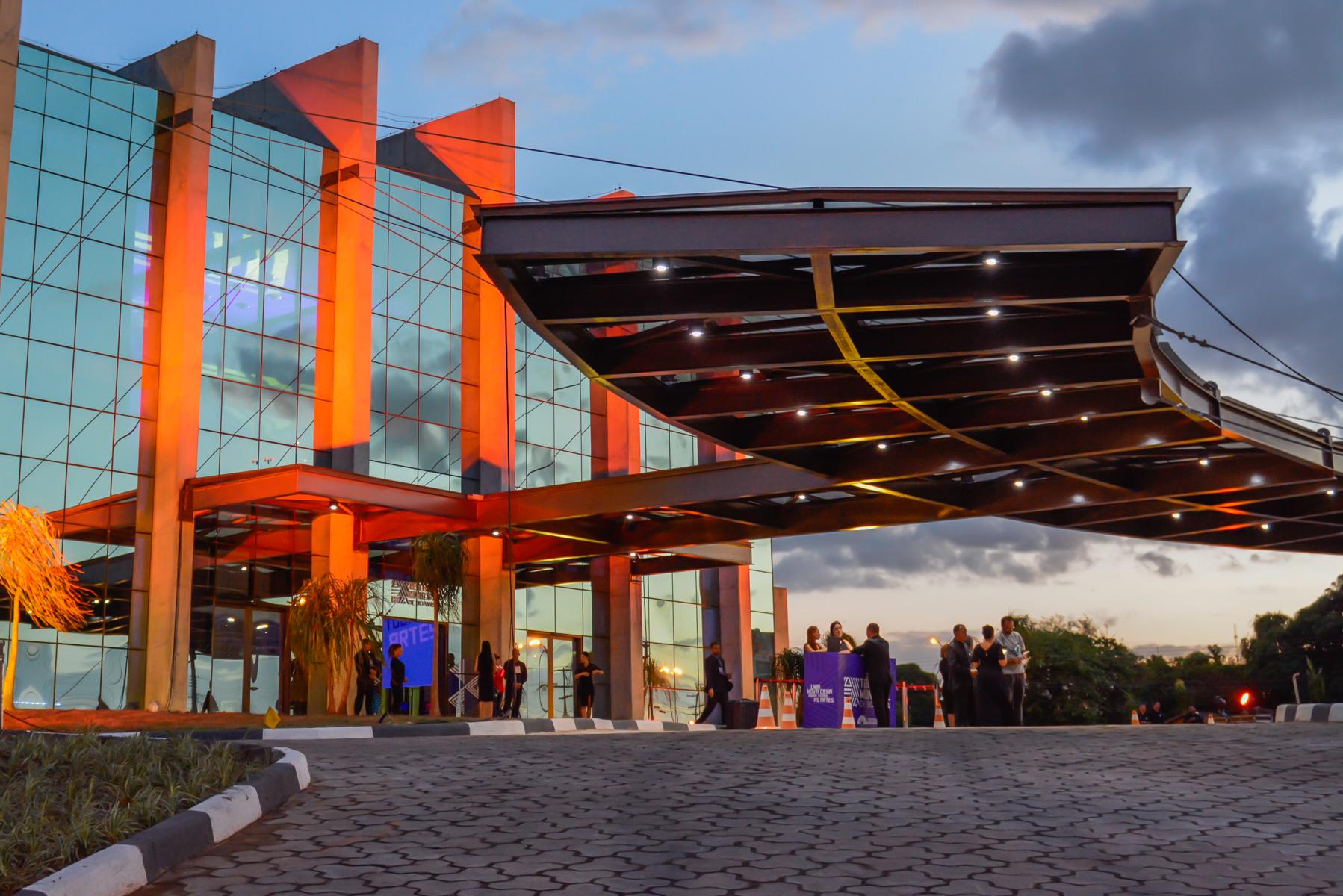 Teatro Municipal De Boa Vista é O Primeiro Do Brasil Com Energia Solar
